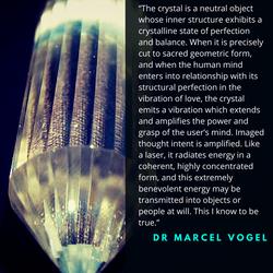 Dr Marcel Vogel