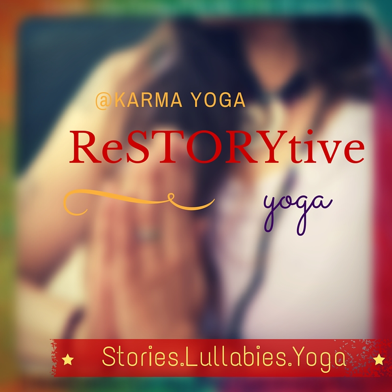 ReStorytive Yoga Classes