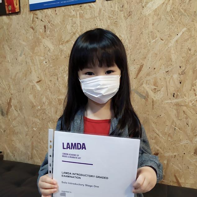LAMDA Cue Drama