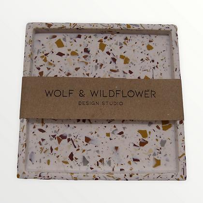 Wolf & Wildflower London Tray Spice Latte