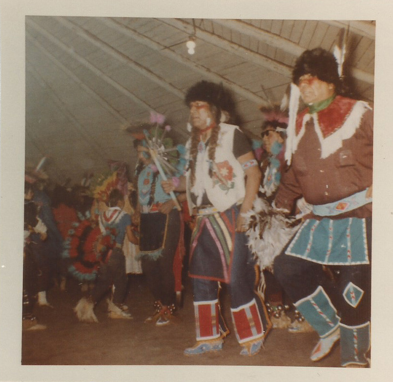 Grandfather Harrison Baker, Bannock Tribe