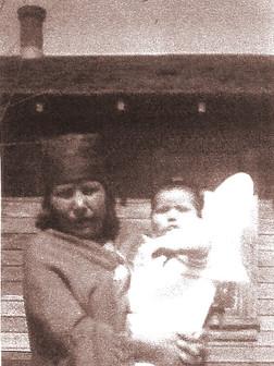 Bess Cahill Evening, Loretta Guzman's grandmother