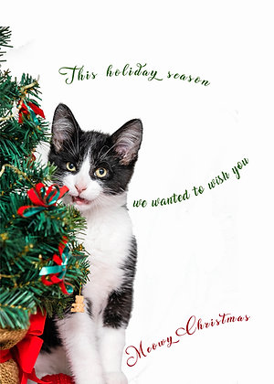George's Meowy Christmas Mew Year x100