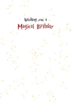 magical birthday red