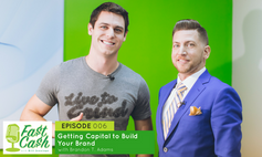 Episode 006: Getting Capital to Build Your Brand with Brandon T. Adams (Scroll for Video below)