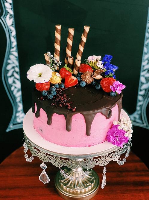 12-20 serve celebration cake