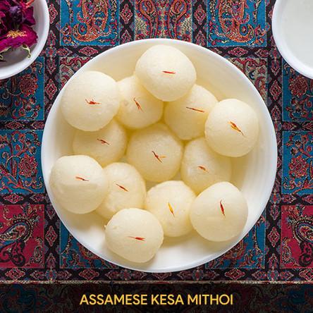 Assamese Kesa Mithoi