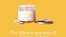 Understanding the bilona process of A2 ghee