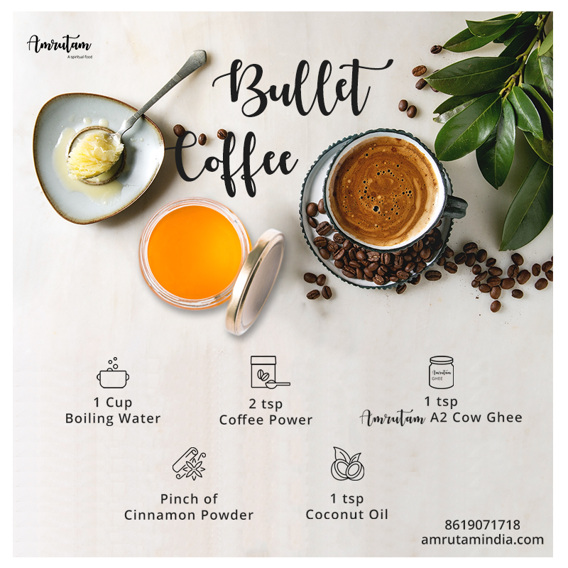 bullet coffee recipe
