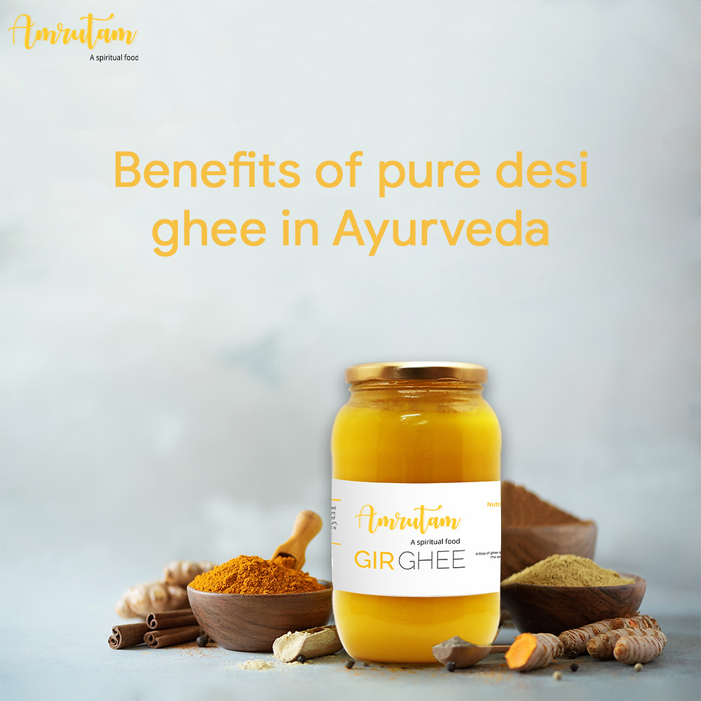 ghee in ayurveda