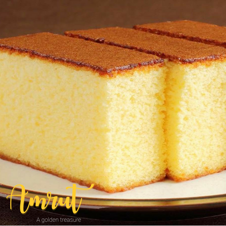 Amrutam presents - Healthy cake recipe