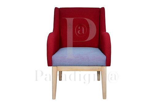 Small Sofa (Red Blue)