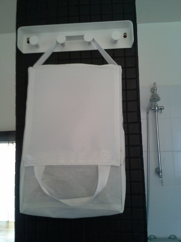 Trousse de toilette  en voile