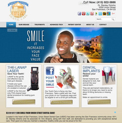 Toothfairy for Union Street Dental