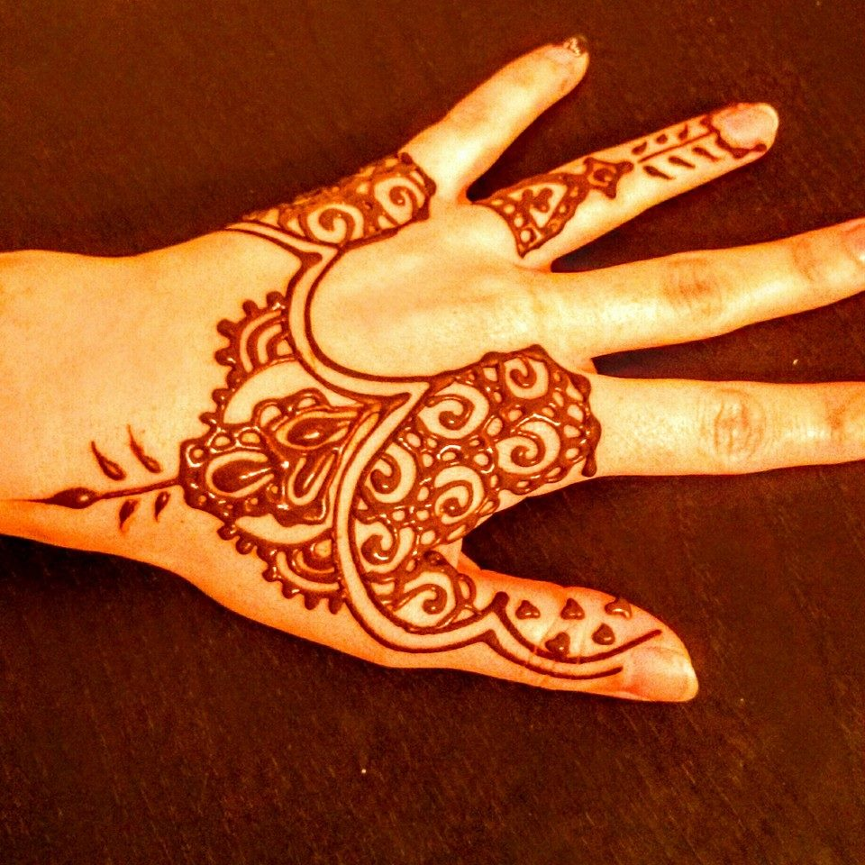 Fresh Henna