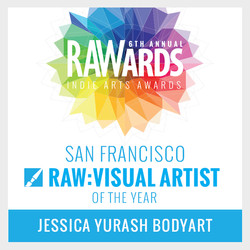 SF Visual Artist of the Year Award