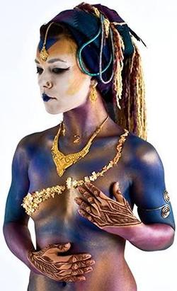 """Shiva Goddess"""