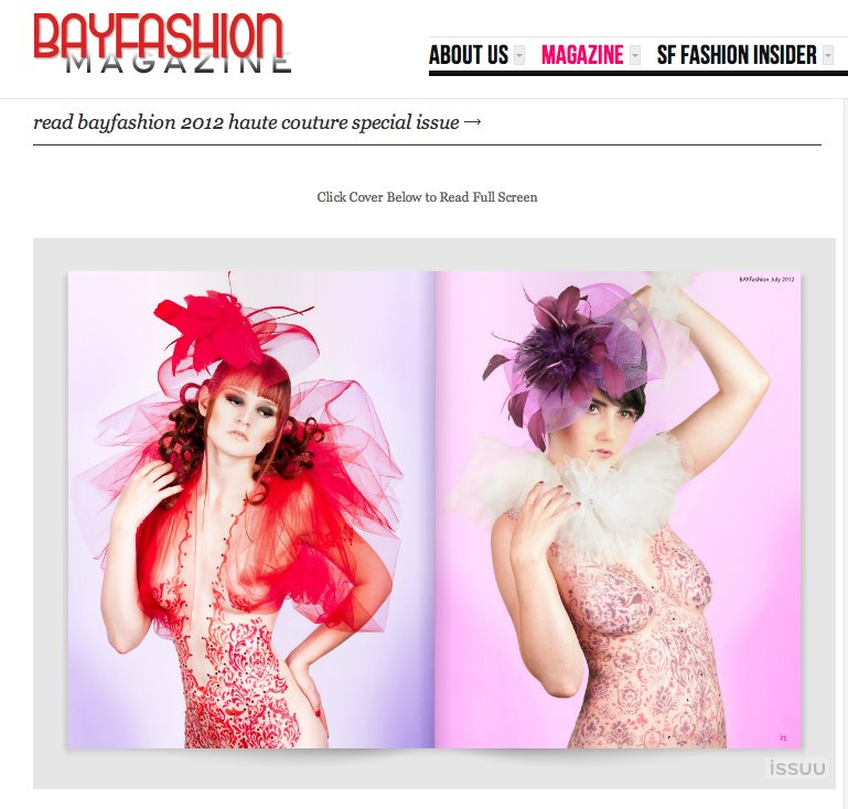 BayFashion Magazine