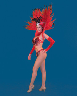 Red Showgirl