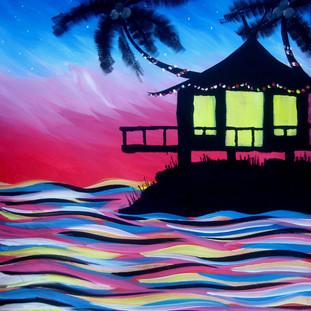 Colorful Beach Hale
