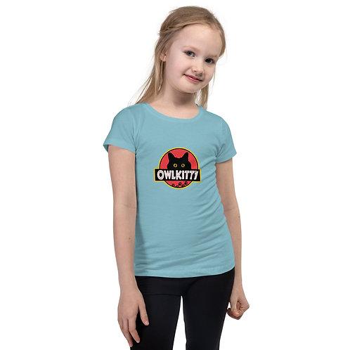 OwlKitty Girl's T-Shirt