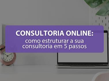 Consultoria Online: passo a passo para criar a sua própria consultoria.