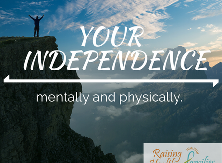 Your Independence!