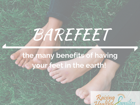 Barefeet or BEARFEET? :)