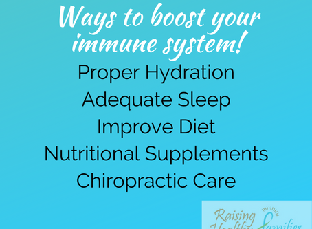 Boost Immune Function!