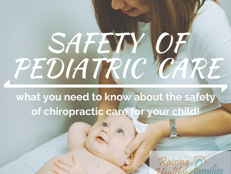 Safety of Pediatric Care