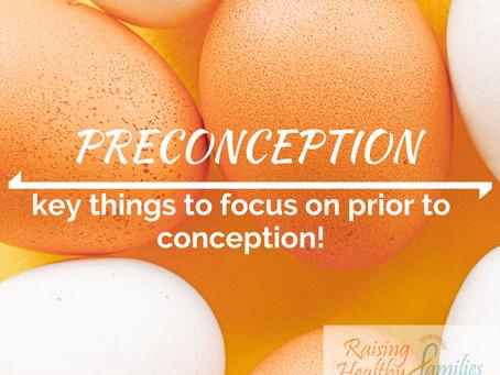 Preconception!