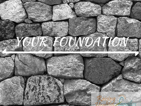 Your Foundation