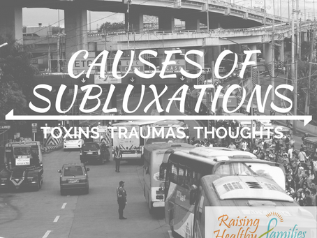 Subluxations: T.T.T.