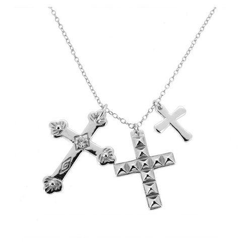MULTI CROSS SILVER