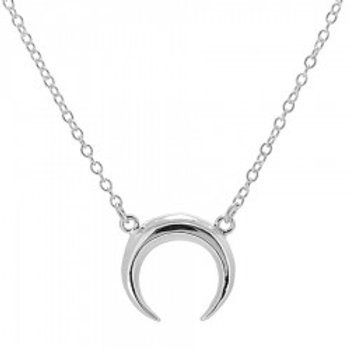 MOON MINI PLATA 12MM