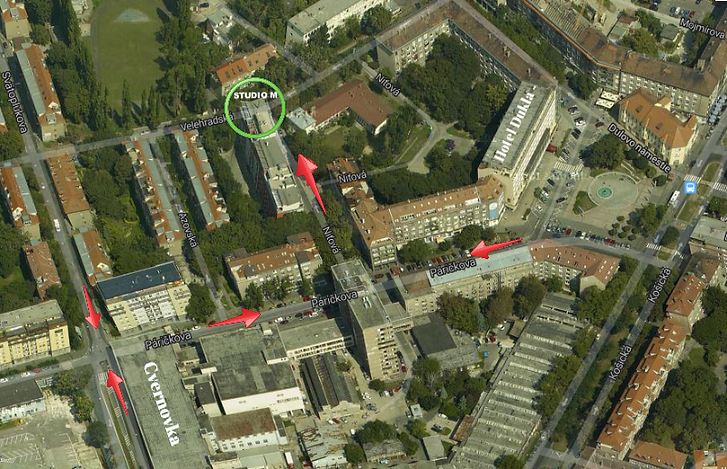 Studio M kaderníctvo Bratislava, kaderníctvo Ružinov