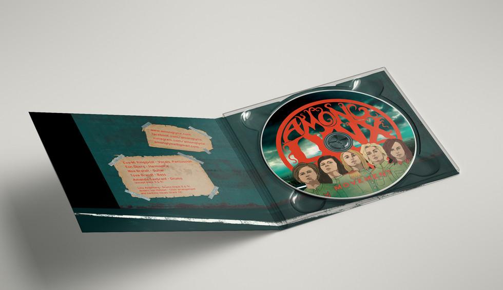 AMONG LYNX - CD INSIDE