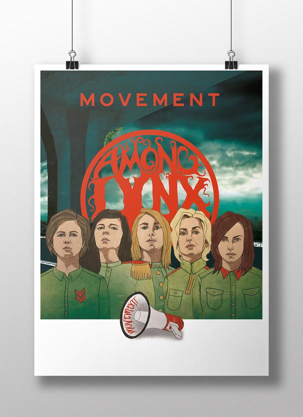 AMONG LYNX - MOVEMENT