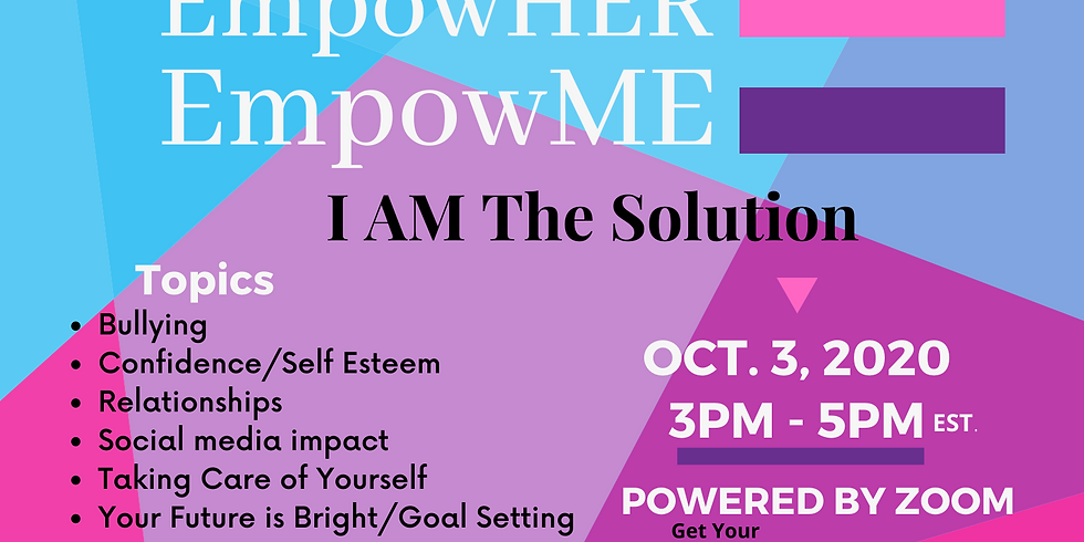 EmpowHER Be The Solution