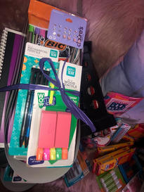 School Supply Give A Way