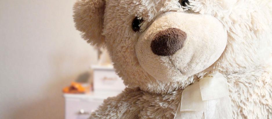 Be My Teddy Bear?