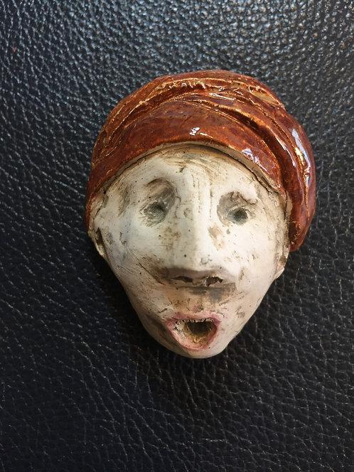 Ceramic Mask Pin