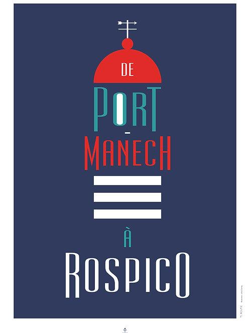 De Port-Manech à Rospico