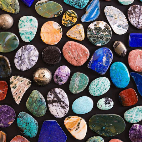 Beautiful Stones We Are.....