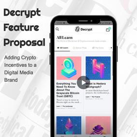 Decrypt Feature Proposal