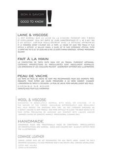 Bon À Savoir / Good To Know