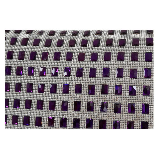 AMETHYSTS PILLOW PURPLE`