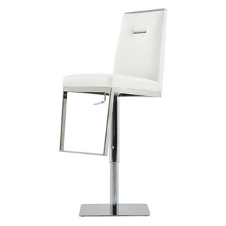 HYDE STOOL WHITE