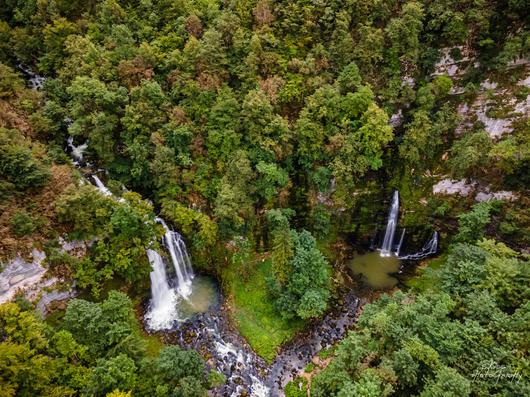Cascades du Flumen - Septmoncel les Molunes - Jura