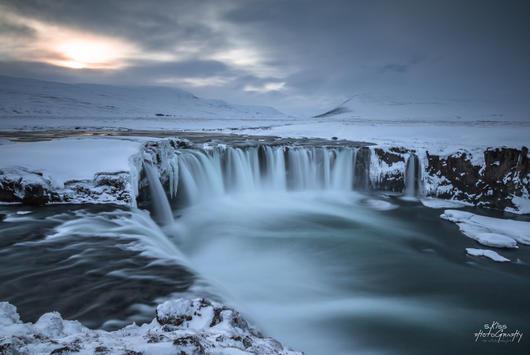 Cascade de Godafoss - Islande